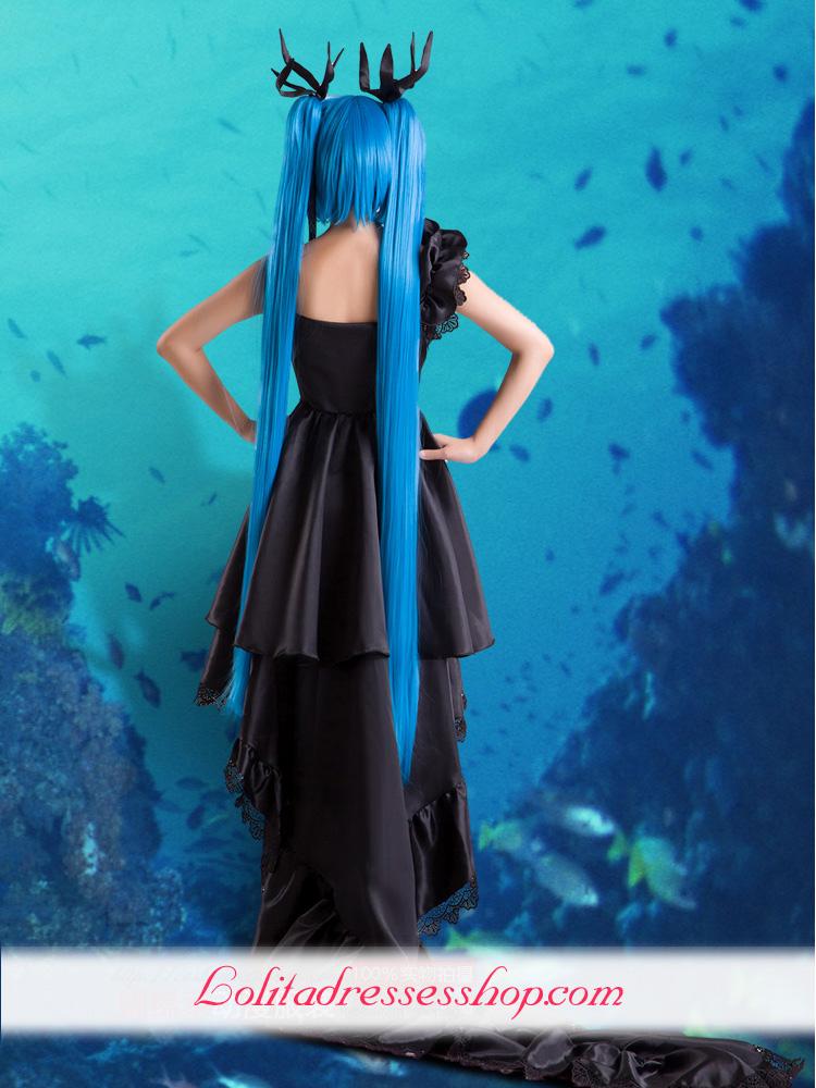 Deep Sea Girl Dress