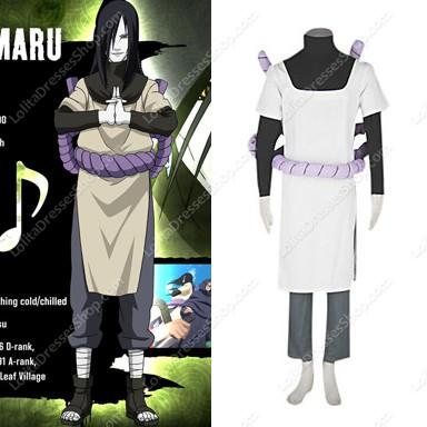 Cheap Naruto Orochimaru Cosplay Costume Sale At Lolita Dresses ... 2f9e2b44344b