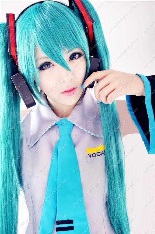 hatsune miku cosplay - photo #21