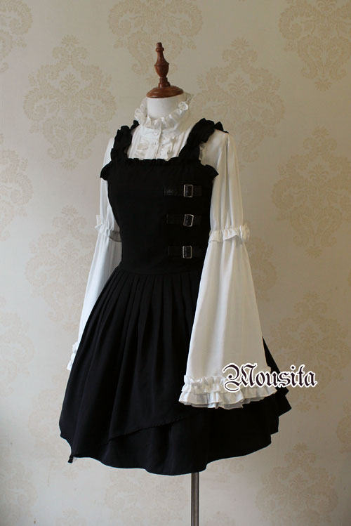 Gothic and Punk Mousita Dress