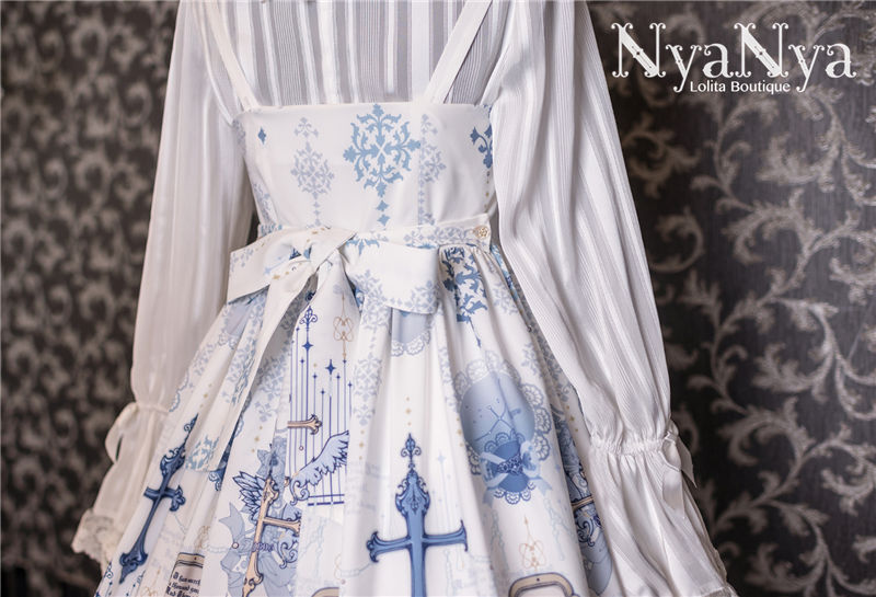 North Cross Stars Original Printing Lolita JSK