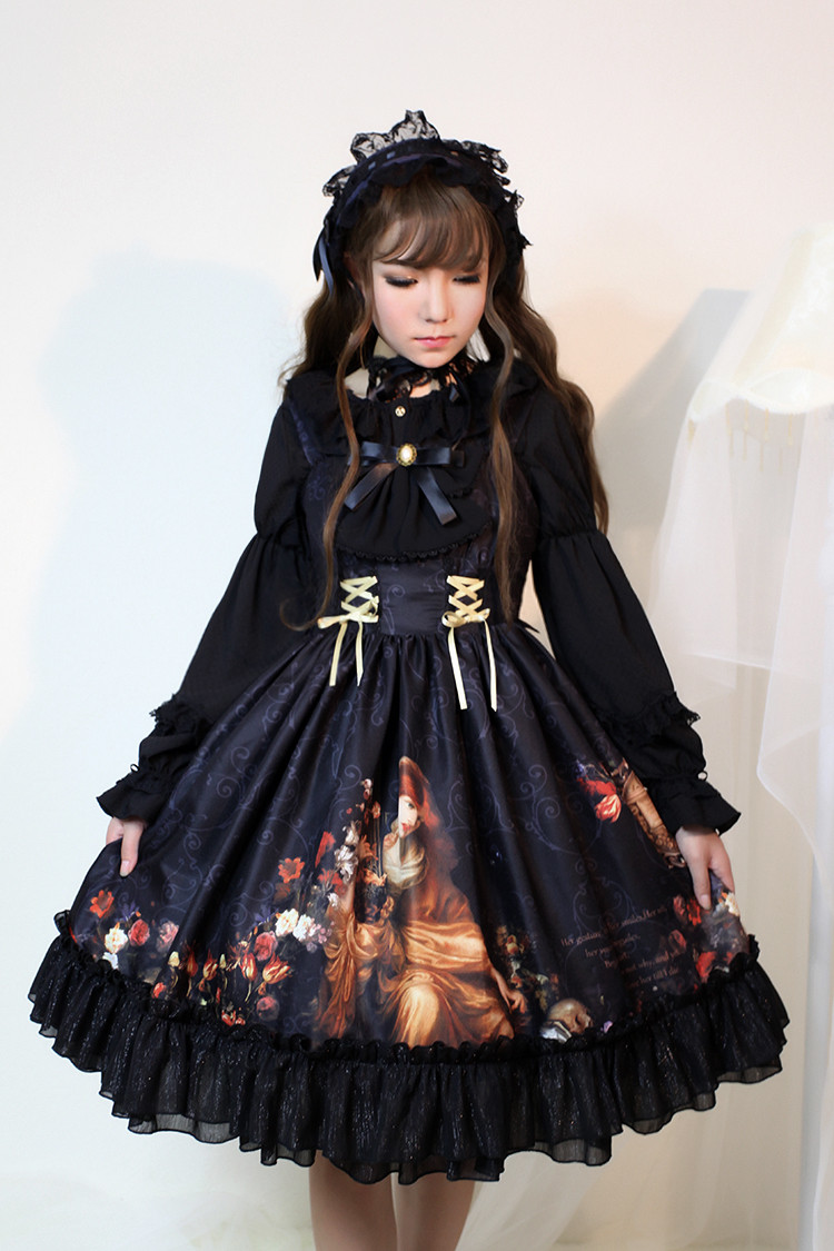 Song Of Time Lolita JSK