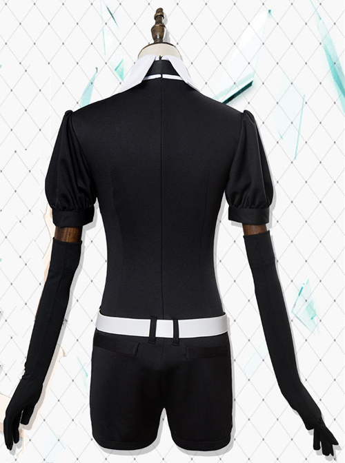 Land Of The Lustrous- Phosphophyllite Black Cosplay Costumes