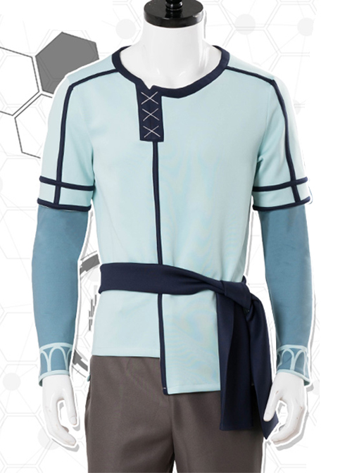 Sword Art Online Third Season Alicization Underworld Eugeo Female Cosplay Costumes