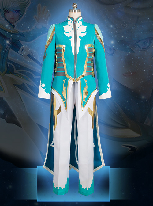 Tales Of Zestiria The X Mikleo Male Cosplay Costumes
