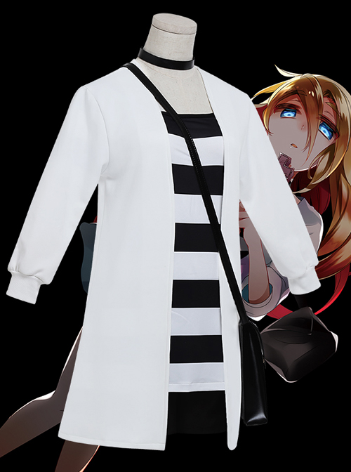 Angels Of Death Rachel·Gardner Daily Clothing Spot Cosplay Costumes